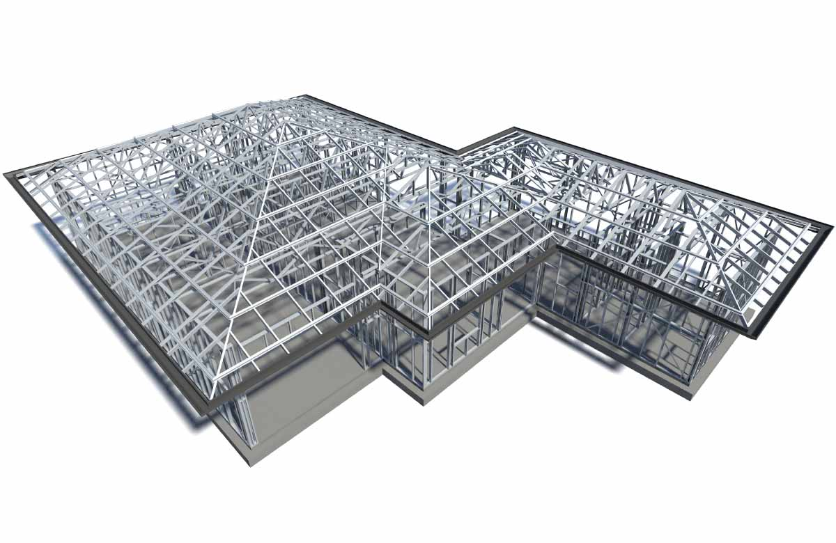 TSS - Steel Framing Trusses