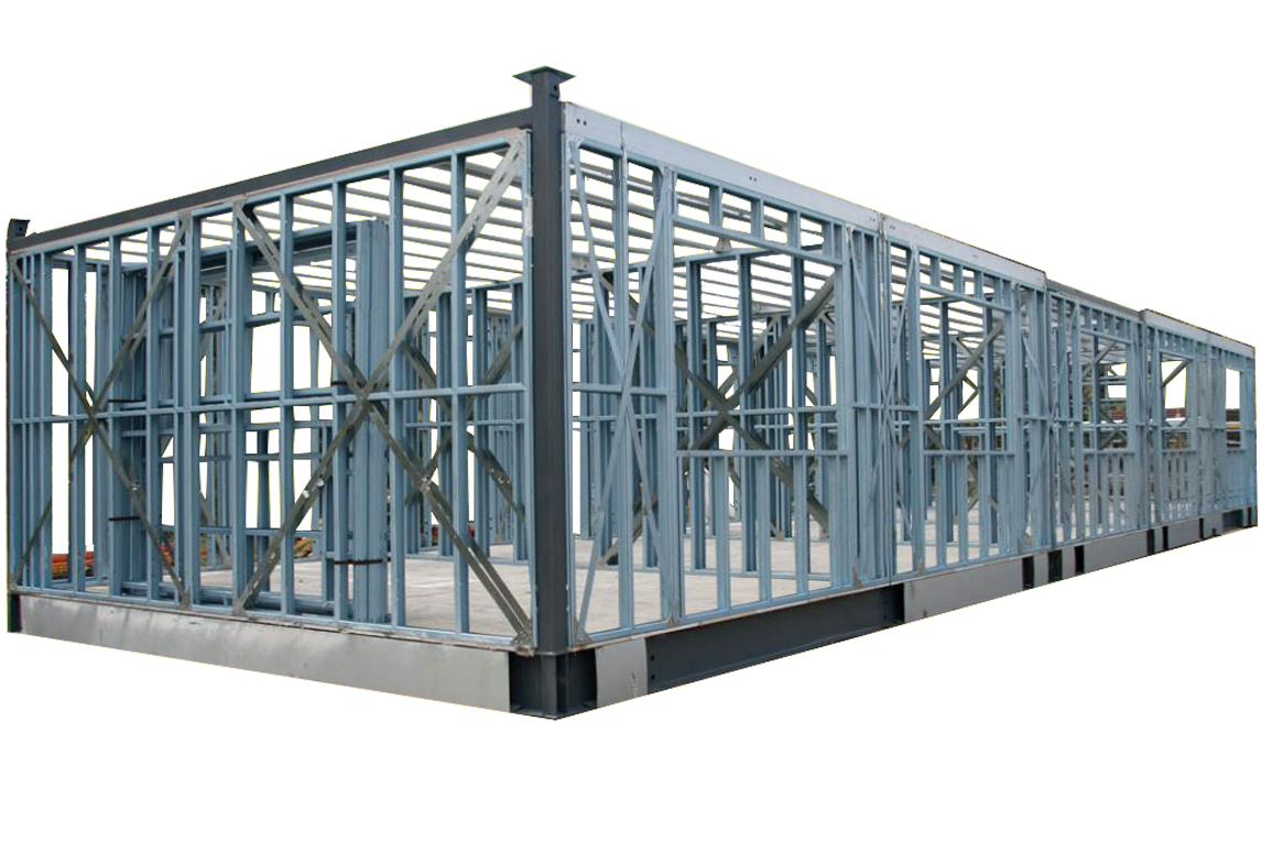 tss - wall steel framing